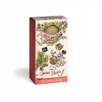 Organic vegan soap